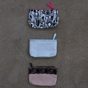 Ipsy Cosmetic Make Up Bags Case Womens